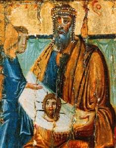 "King Abgar V ""the Black"" of Edessa, PD-US"