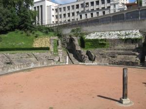 Amphitheater of Lyons